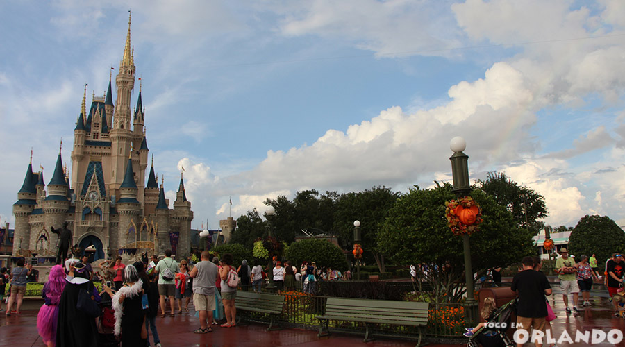 Halloween, MNSSHP, Magic Kingdom