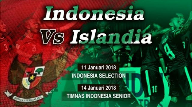 Harga Tiket Laga Indonesia Vs Islandia