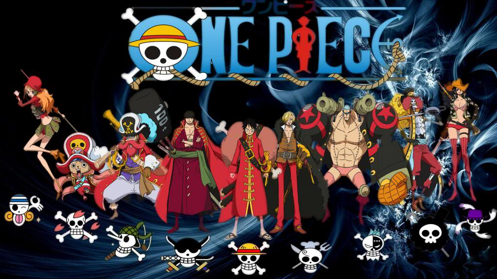 Wallpaper Gambar One Piece New World Terbaru