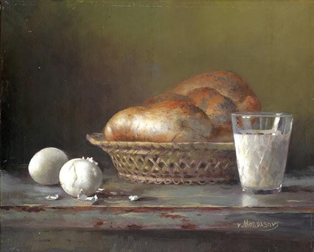 Радость живописи. Victor Mordasov