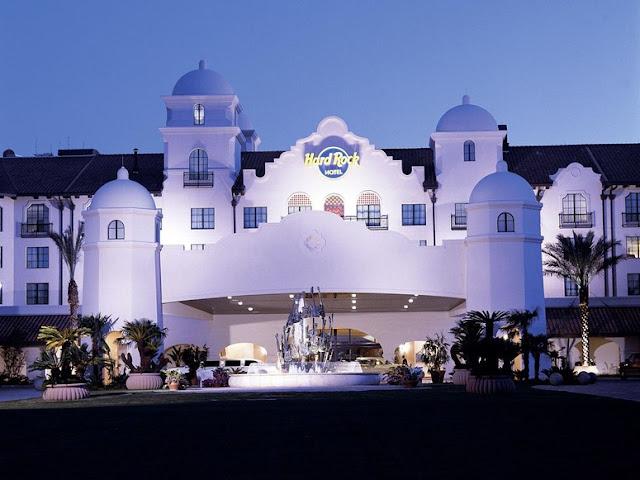 Hotel Universal Hard Rock Cafe Orlando