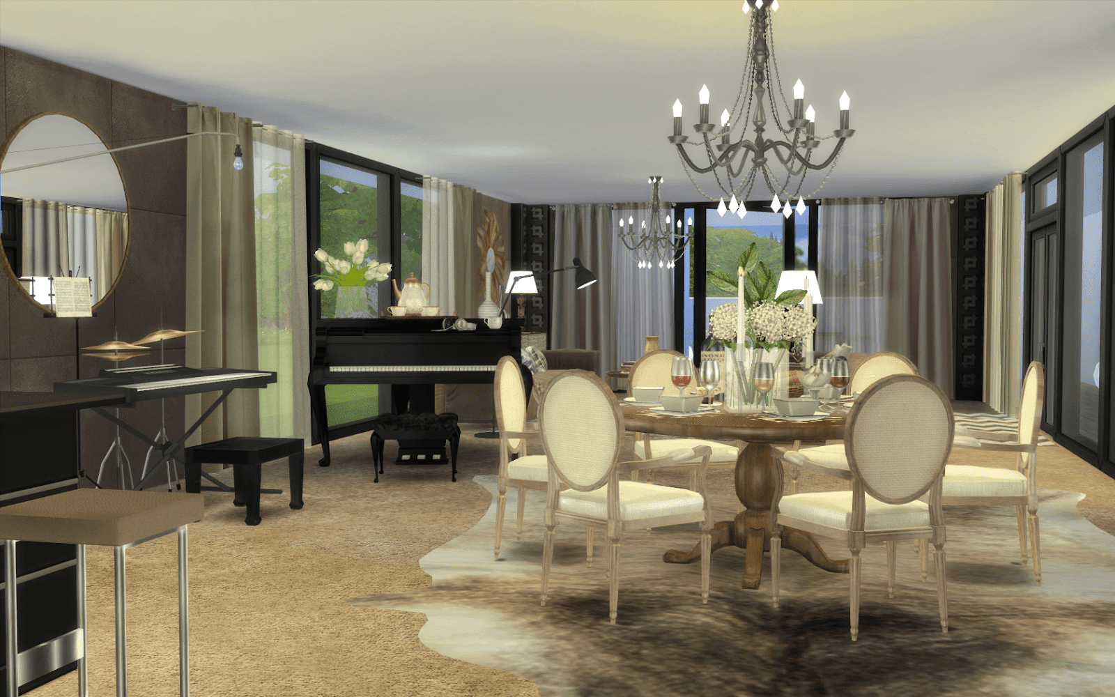 Residence Golden by Rabiere IMMO Sims 11-min