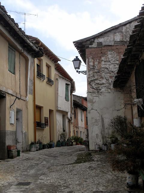 calle de Lerma en Burgos
