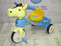 Ride-on Car Tajimaku T983 Horse
