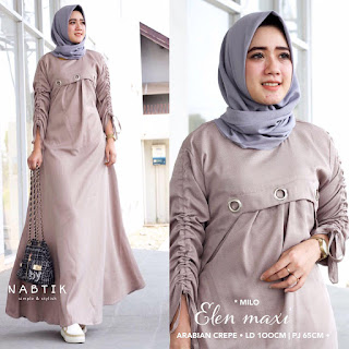 elen dress by nabtik