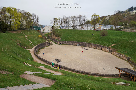 2014 Germany Trip - Amphitheater @ Trier (UNESCO World Heritage)