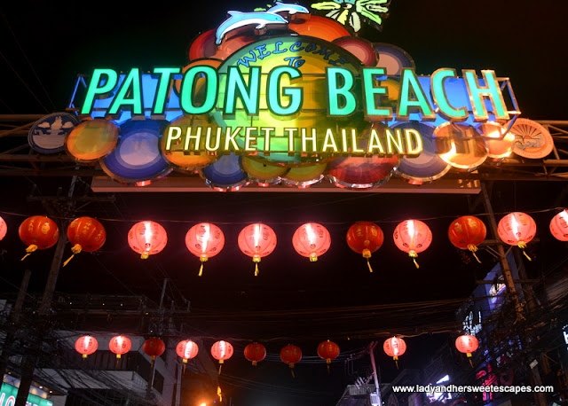nightlife in Patong Beach