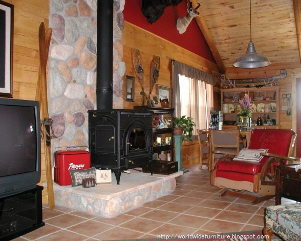 Country home interior design furniture gallery - Country home interior design ideas ...