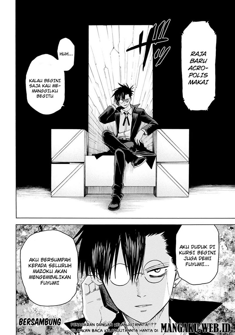 Blood Lad – Chapter 84 : Blood Lad