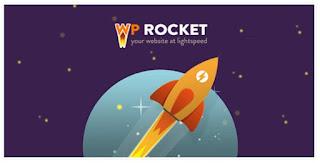 wp rocket cache wordpress plugin