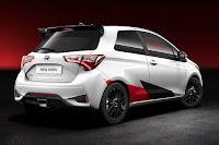 Toyota Yaris High Performance Prototype (2017) Rear Side
