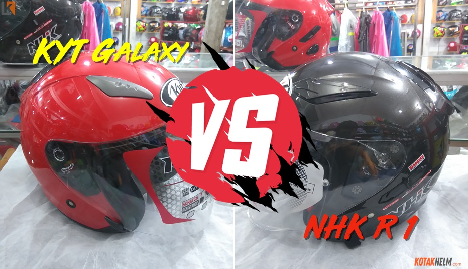 KYT Galaxy Slide VS NHK R1