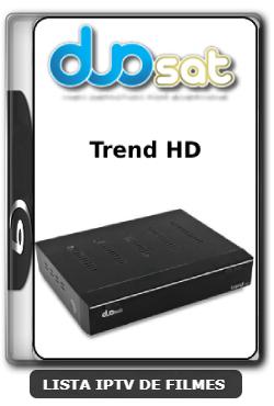 Duosat Trend HD Nova Atualização Resolvido problema VOD V1.95 - 03-06-2020