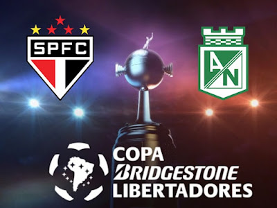 São Paulo x Atlético Nacional