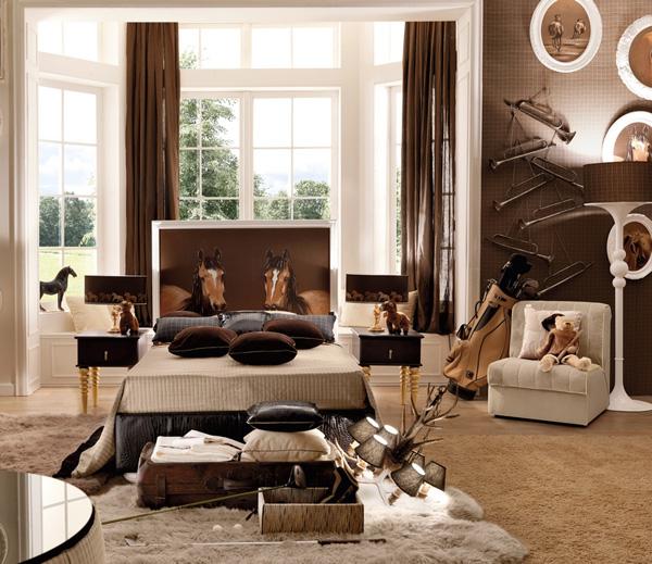 Habitaciones tem ticas para adolescentes dormitorios con for Decoracion de interiores recamaras para adultos