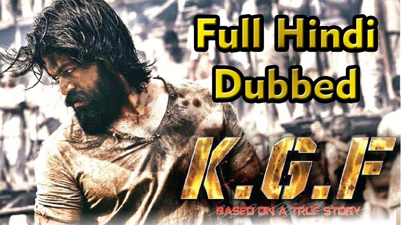 Kgf Chapter 1 2018 Hindi Cleaned 720p Pdvdrip X264 Kgf