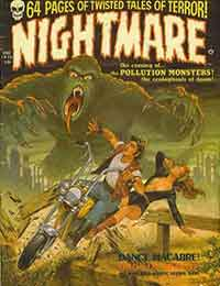 Read Nightmare (1970) comic online