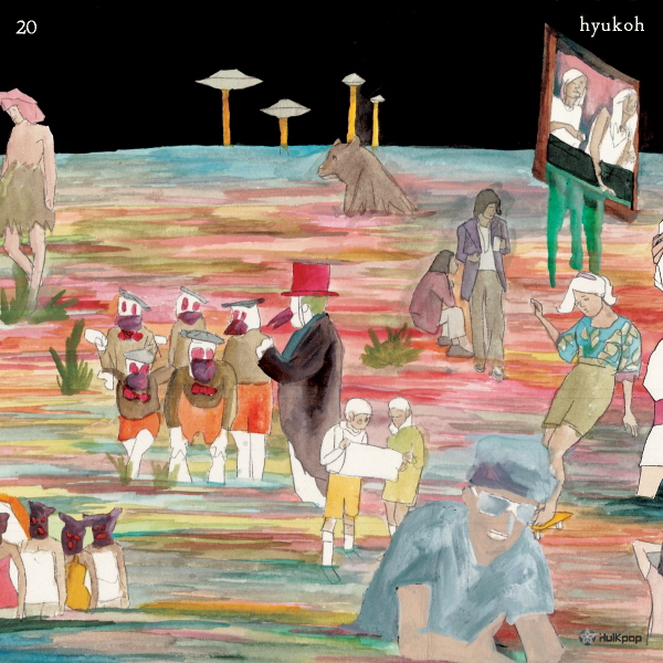 Hyukoh – 20 – EP (ITUNES PLUS AAC M4A)
