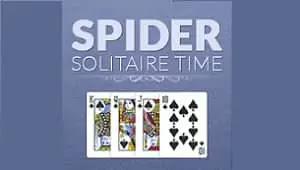 Örümcek İskambili Zamanı - Spider Solitaire Time