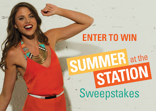 Summer at the Station Giveaway. Ends 9/13