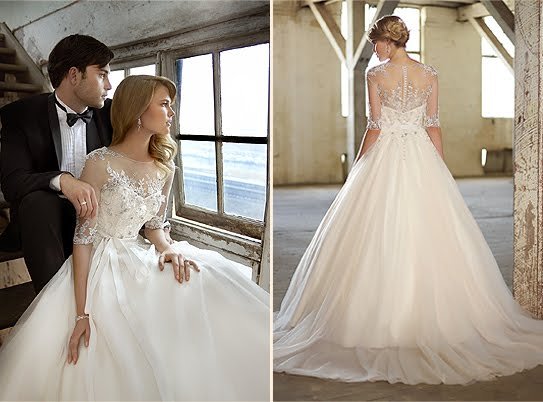 Once Upon A Gown: New 2012 Fall Designs