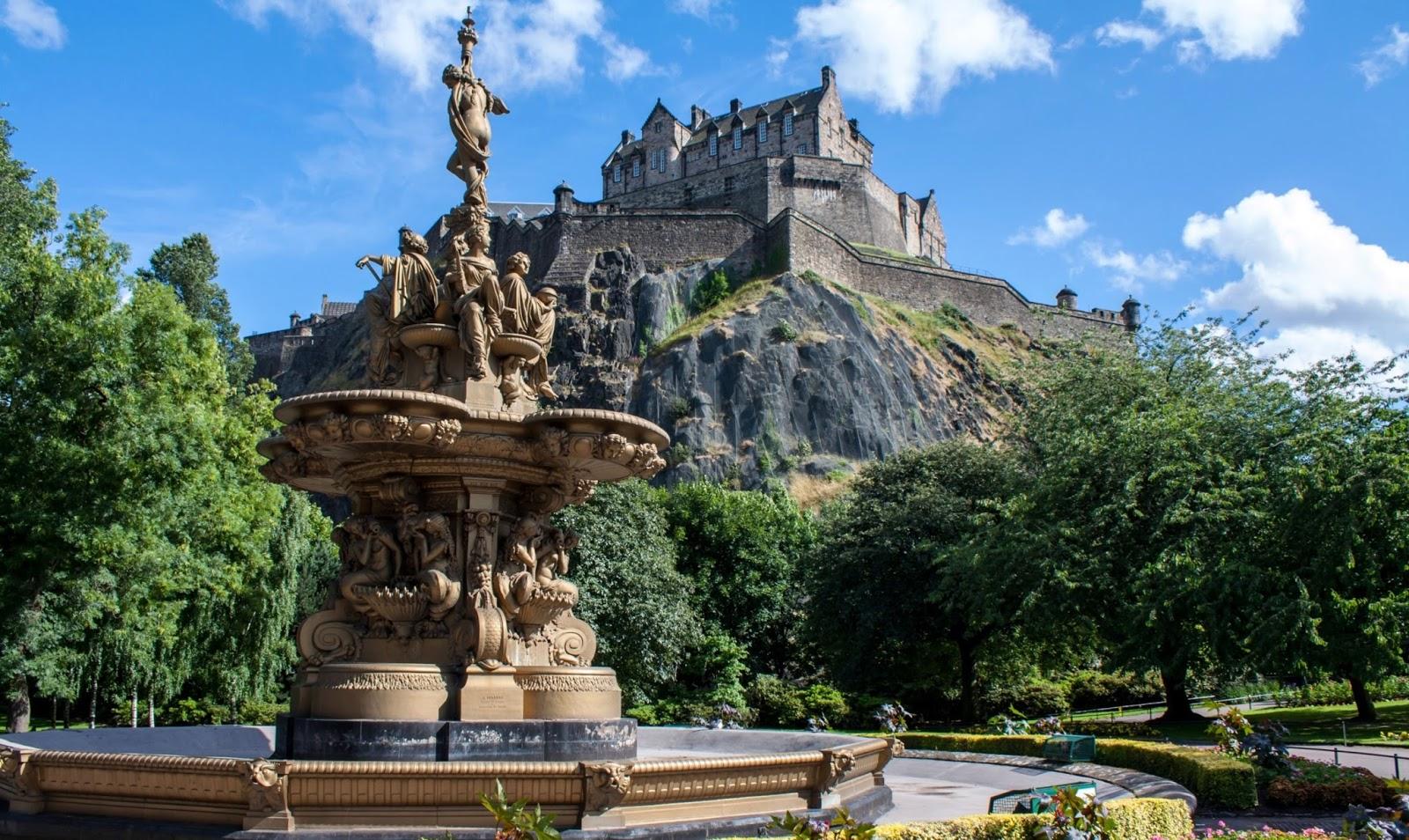 Travel adventures scotland alba a voyage to for Travel to edinburgh scotland