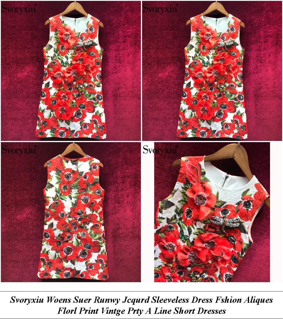 Long Dresses - Summer Dresses Sale - A Line Dress - Cheap Clothes Online Uk