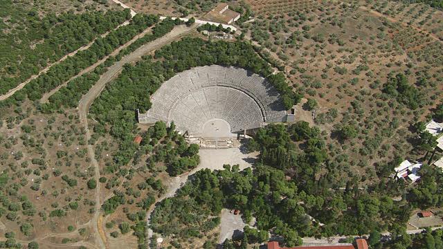 Greek archaeologists reveal plan for underwater museum in ancient Epidaurus