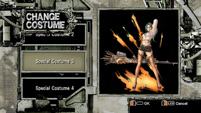 Bullet Witch Game Screenshot 11