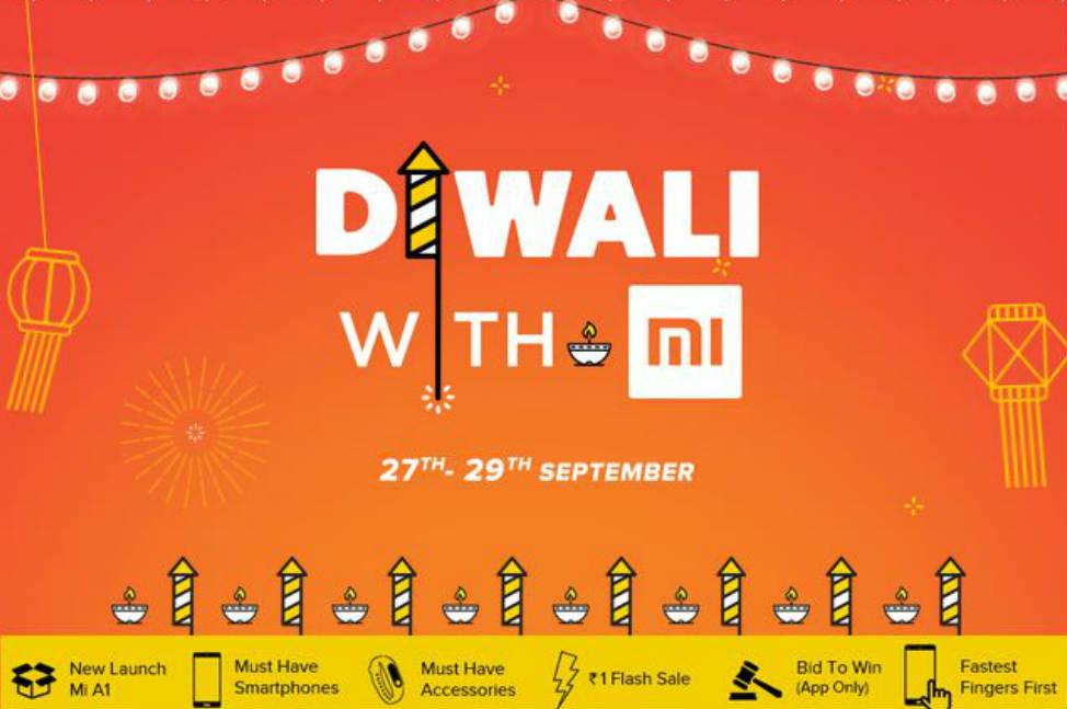 4f9c78472 Xiaomi India Mi with Diwali Sale  Discounts on Redmi smartphones ...
