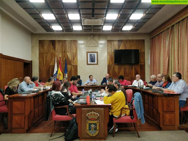 Mariano H. Zapata impulsa la creación de un grupo de trabajo en el Consejo Social de La Palma para trabajar por los Objetivos de Desarrollo Sostenible