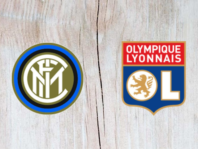 Internazionale vs Olympique Lyonnais Full Match & Highlights - 04 August 2018
