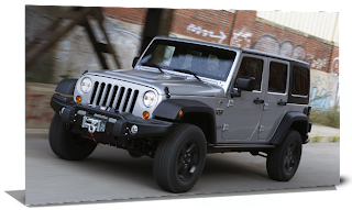2012 Jeep Wrangler Call of Duty: MW3 Special Edition Photo