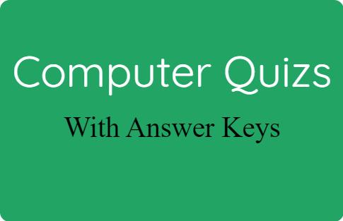 Computer Quizs