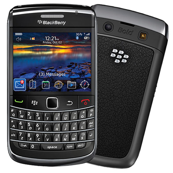 BlackBerry Bold 9700 Auto Loader OS Download