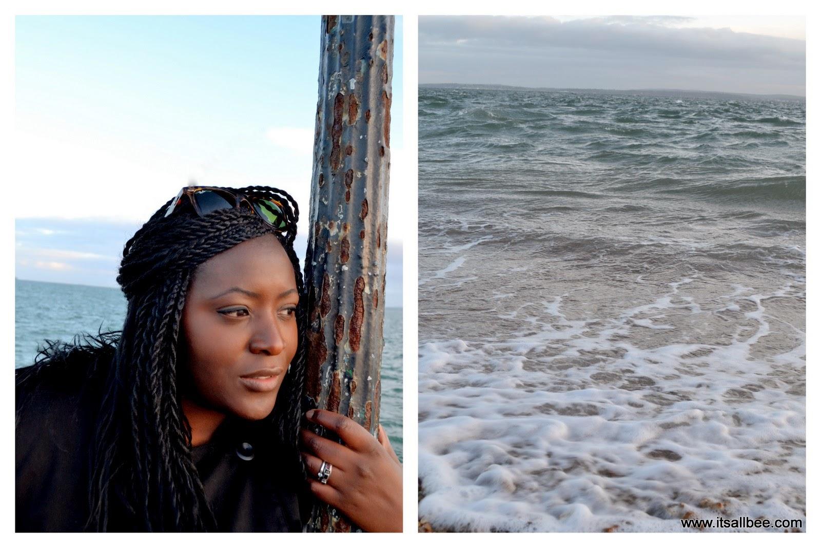 Portsea Island - southsea beach