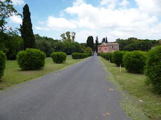 Jardim das Catacumbas de São Calixto