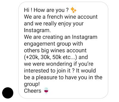 gruppi instagram vino