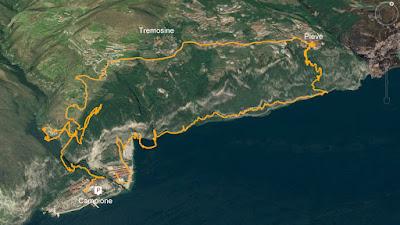 GPS gola di Lò