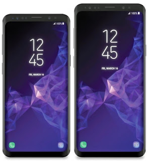 Galaxy S9 and S9+ Images leak 7 & Specs 2018