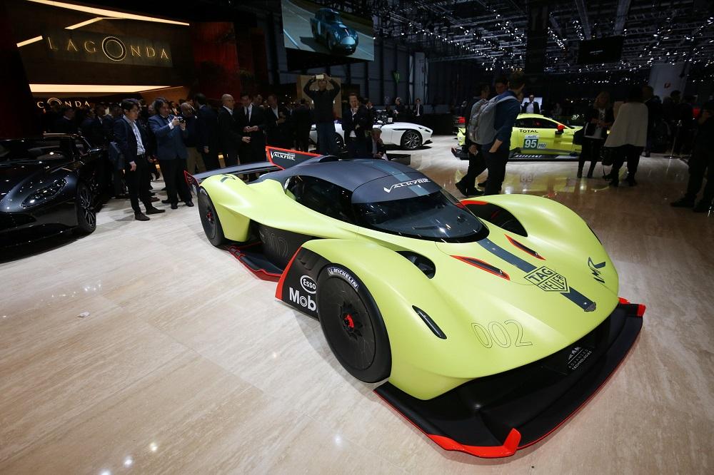 Aston Martin Valkyrie AMR