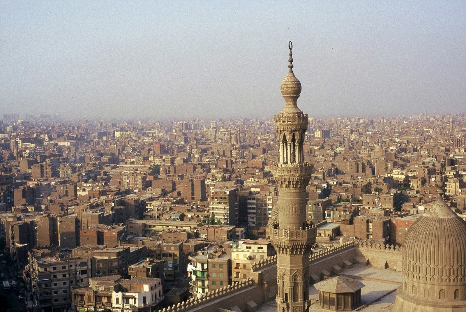GLOBE IN THE BLOG: Cairo, Egypt