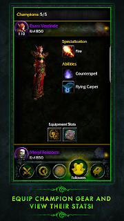 Download World Of Warcraft Legion Companion v1.0.0 Apk Screenshot 3