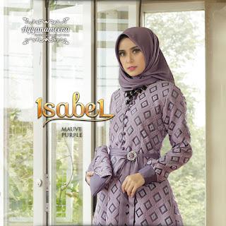 Ayyanameena Isabel Purple