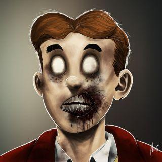 Зомби-портреты. Andre de Feritas