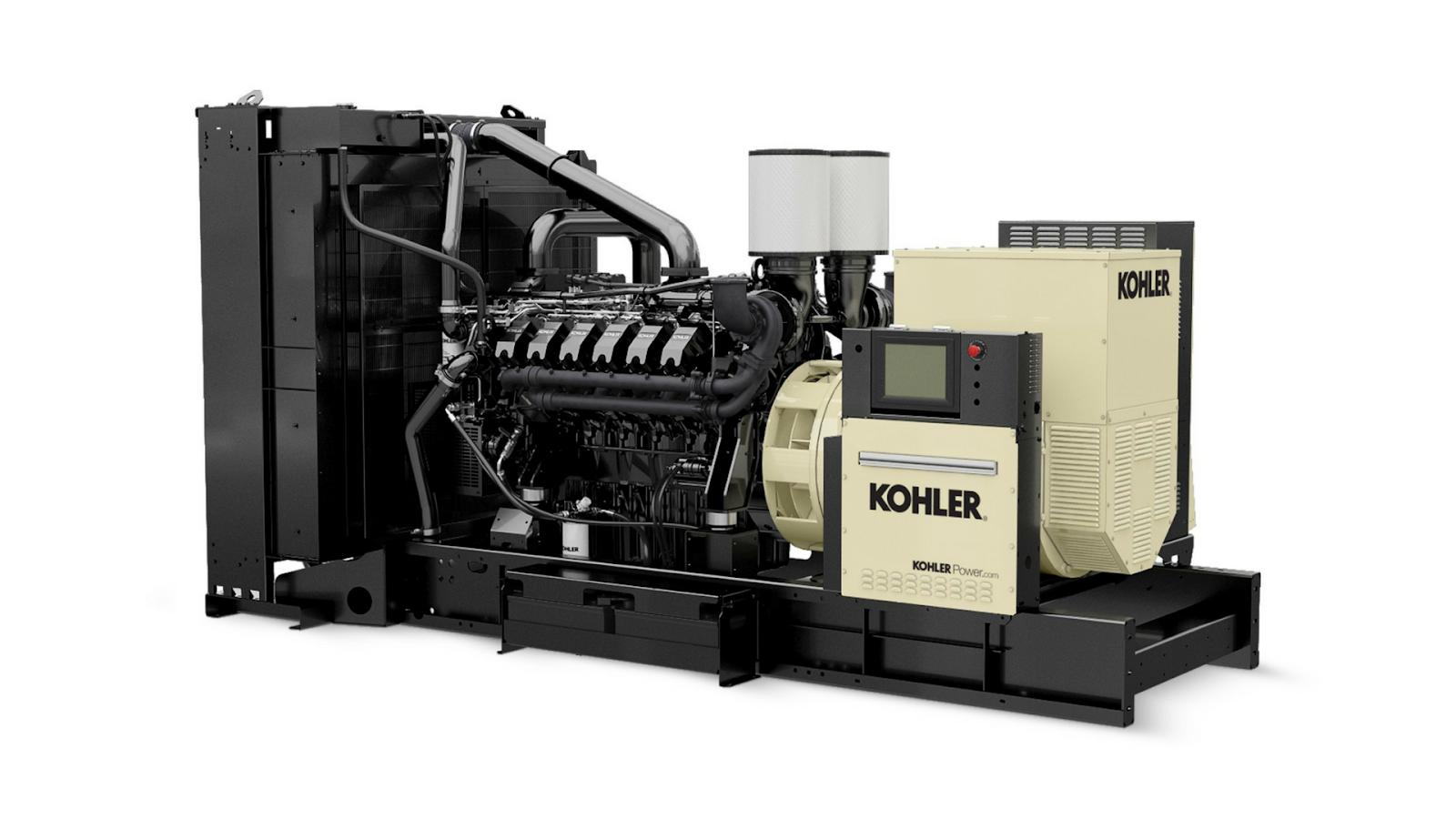 Generador Diesel (Kohler 2000 kw)