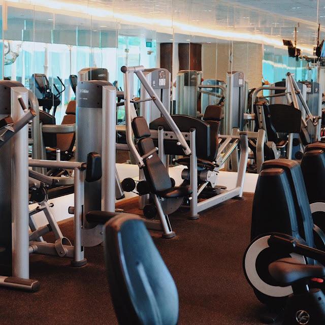 Gym Hilton Hotel