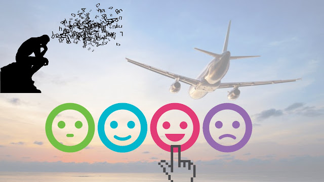 ¿Miedo a volar? ✎Cinco formas de superar tus miedos