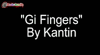 Gi Fingers By Kantin (Karaoke, Mp3, Minus One and Lyrics) Free Download