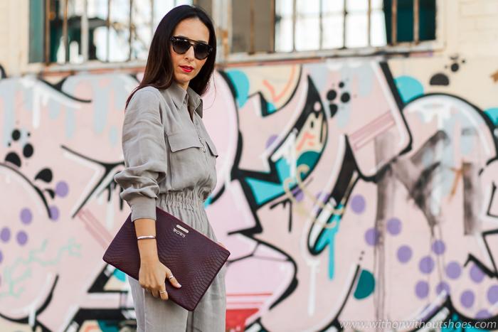 influencer bloguera de moda de Valencia con ideas de looks con prendas zara y zapatos bonitos